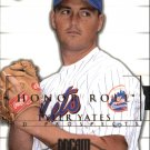 2002 Upper Deck Honor Roll 21 Tyler Yates PD9 RC