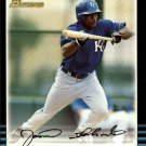 2002 Bowman 185 James Shanks RC
