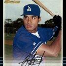 2002 Bowman 216 Ricardo Cordova RC