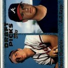 1997 Topps 274 J.Marquis/A.J.Zapp RC
