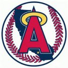 1999 Pacific Omega Anaheim Angels MLB Team Set