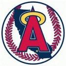 1987 Topps MLB California Angels Team Set