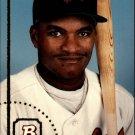 1994 Bowman 487 Curtis Goodwin RC