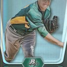 2012 Bowman Platinum 60 Brad Peacock RC