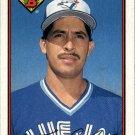 1989 Bowman 244 Tony Castillo RC