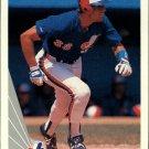 1990 Leaf 325 Larry Walker RC