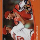 2013 Topps Chrome Orange Refractors 146 Yadier Molina