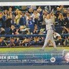 2015 Topps 319 Derek Jeter BH