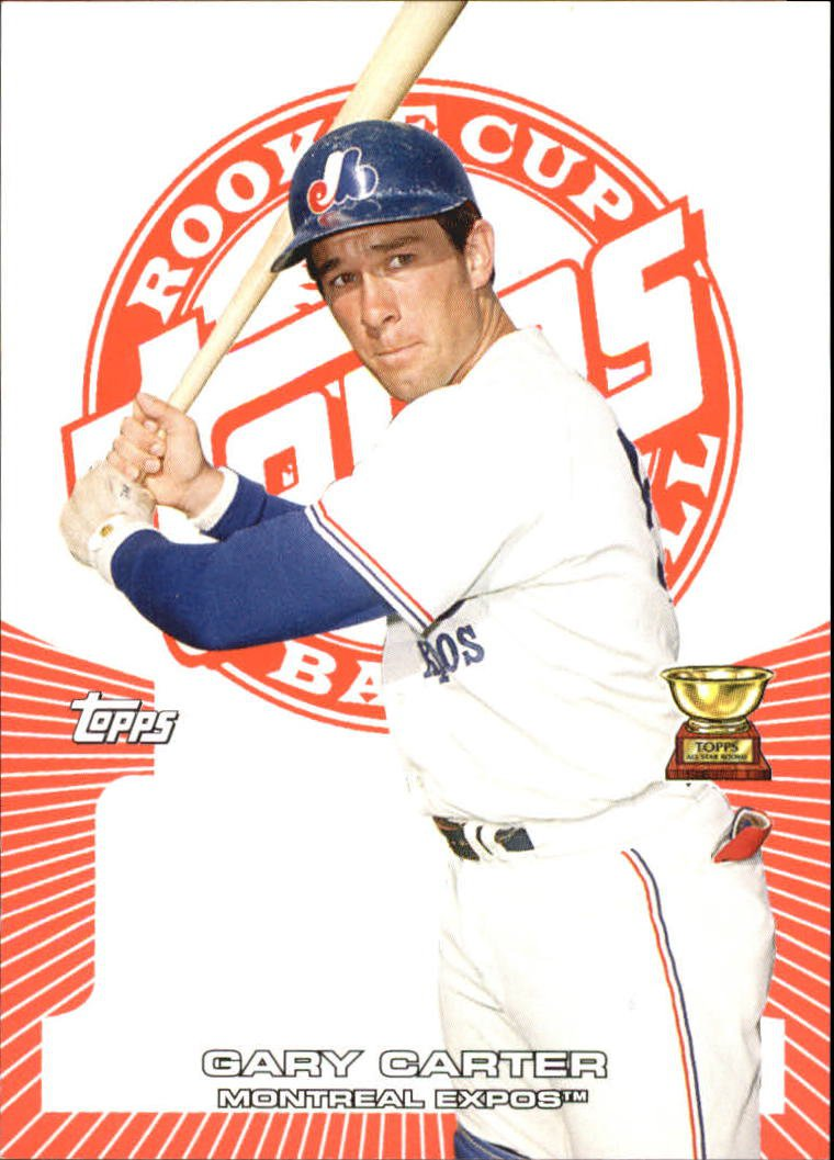 2005 Topps Rookie Cup Red #35 Gary Carter