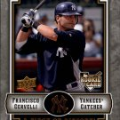 2009 UD A Piece of History 110 Francisco Cervelli RC