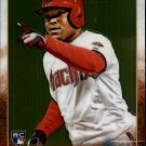 2015 Topps Chrome 189 Yasmany Tomas RC