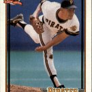 1991 Topps 167A R.Tomlin RC ERR/Harriburg