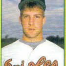 1990 Bowman 259 Chris Hoiles RC UER