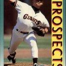 1992 Fleer 665 Gil Heredia RC