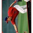 2009 Topps 227 Freddy Sandoval (RC)