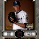 2009 UD A Piece of History 118 Josh Geer (RC)