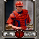 2009 UD A Piece of History 124 Lou Marson (RC)