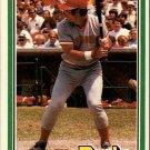 1981 Donruss 302 Joe Nolan RC