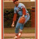 1981 Donruss 309 John Littlefield RC