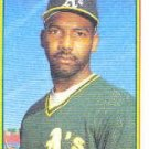 1990 Bowman 446 Reggie Harris RC