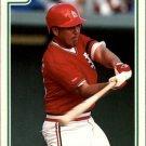 1991 Score 743 Ray Stephens RC