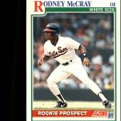 1991 Score 763 Rodney McCray RC