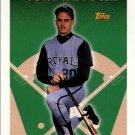 1993 Topps 743 Dave Landaker RC