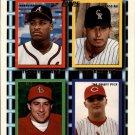 1995 Topps 369 B.Buckles RC/B.Clontz