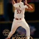 1998 Fleer Tradition 36 Curtis King RC