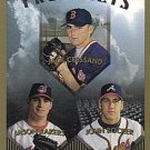 1999 Topps 429 Jack Cressend RC/Jason Rakers/John Rocker RC