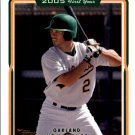 2005 Topps 674 Kevin Melillo FY RC