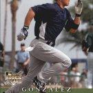 2008 Upper Deck First Edition 266 Alberto Gonzalez RC