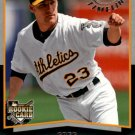 2008 Upper Deck Timeline 76 Greg Smith RC