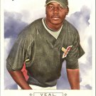 2009 Topps Allen and Ginter 124 Donald Veal RC