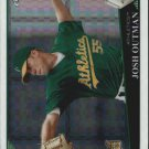 2009 Topps Chrome 172 Josh Outman RC