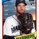 2014 Topps Archives 53 James Paxton RC
