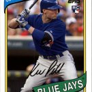 2014 Topps Archives 85 Kevin Pillar RC