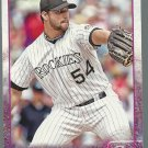 2015 Topps 94 Tommy Kahnle RC