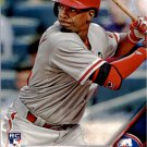 2016 Topps 157 Darnell Sweeney RC