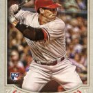 2016 Topps Gypsy Queen 242 Peter O'Brien RC