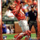2015 Topps Update #US48 Carlos Perez RC