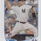 2013 Topps 469 Adam Warren RC