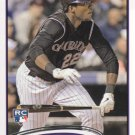 2012 Topps 534 Hector Gomez RC
