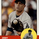 2012 Topps Heritage 431 Jerry Hairston SP