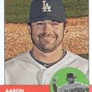 2012 Topps Heritage 439 Aaron Miles SP