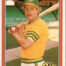 1981 Donruss 230 Jeff Cox RC