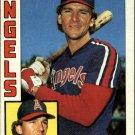 1984 Topps 487 Ricky Adams RC