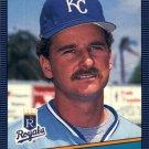 1986 Donruss 461 Dave Leeper RC