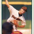 1989 Score Rookie/Traded 87T Greg W.Harris RC