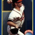 1990 Score 609 Mike Stanton RC
